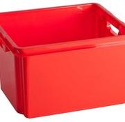 Keter Crownest Box 30l True Red 42.6x36.1x26cm