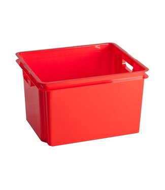 Keter Crownest Box 30l True Red 42.6x36.1x26cm