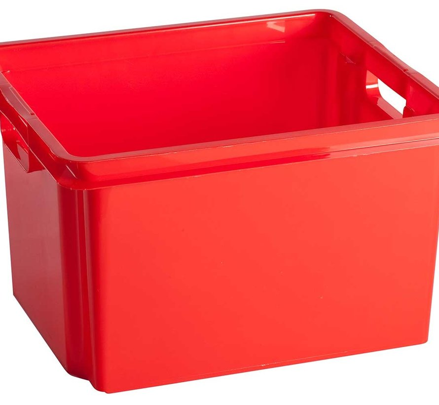 Crownest Box 30l True Red 42.6x36.1x26cm