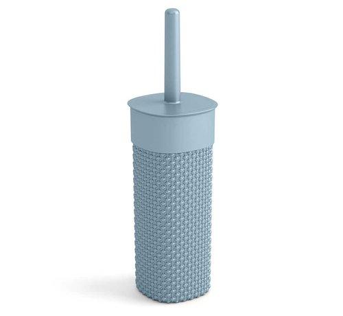 Kis Filo Toilettenburste Mit Halter Grau 12x12xh40cm