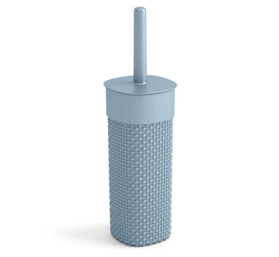Filo Toilettenburste Mit Halter Grau 12x12xh40cm
