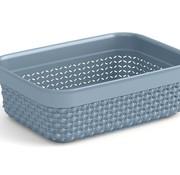 Kis Filo Organizer A6 Grey 18,5x13,5xh6cm Rechthoek