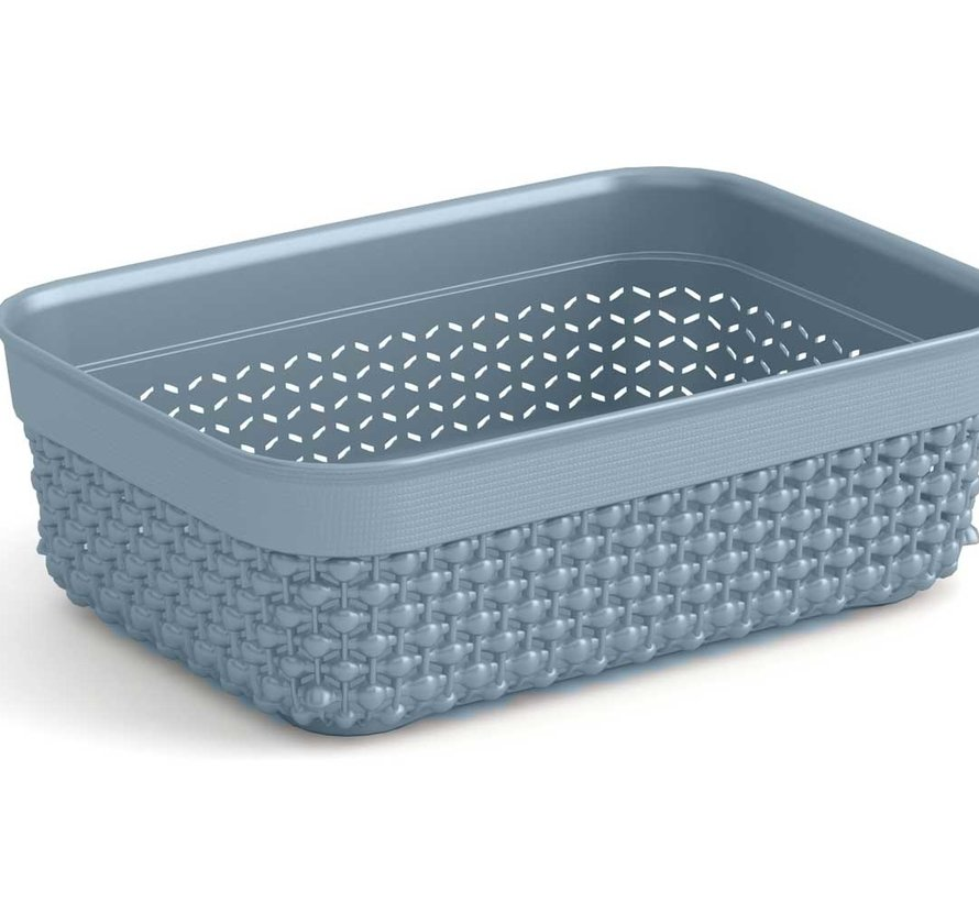 Filo Organizer A6 Grey 18,5x13,5xh6cmrechteck