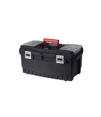 Keter Basic Toolbox Black  51x31x28.5cm Clipsmetal