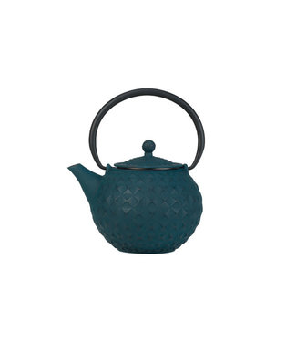 Cosy & Trendy Sakai Teapot Green 1l Cast Ironfilter Included