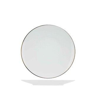 Cosy & Trendy Alina - Dinner plate - 27cm - Porcelain - (set of 6)
