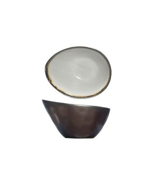 Cosy & Trendy Mercurio Oval Bowl 10.5x8xh6cm (juego de 6)
