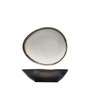 Cosy & Trendy Mercurio Schüssel Oval 17x20.5xh5.5cm (6er Set)