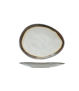 Cosy & Trendy Mercurio Plate Oval 15x11cm (set of 6)
