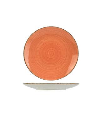 Cosy & Trendy Vajilla de terracota de granito Plato D27cm (juego de 6)