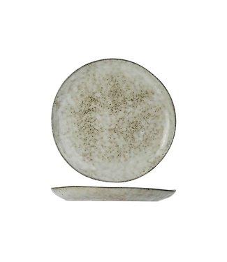 Cosy & Trendy Verdastro - Green - Dinner plate - Ceramic - D27.5cm - (set of 6)