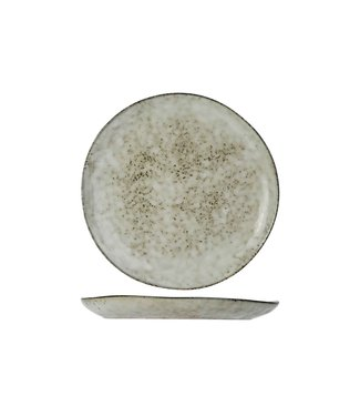 Cosy & Trendy Verdastro - Grün - Teller - Keramik - 27,5 cm - (6er-Set)