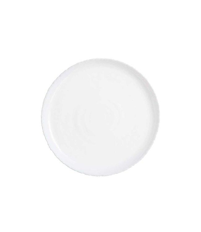 Luminarc Ammonite - Dessertbord - D19cm - Opaal - (set van 6)