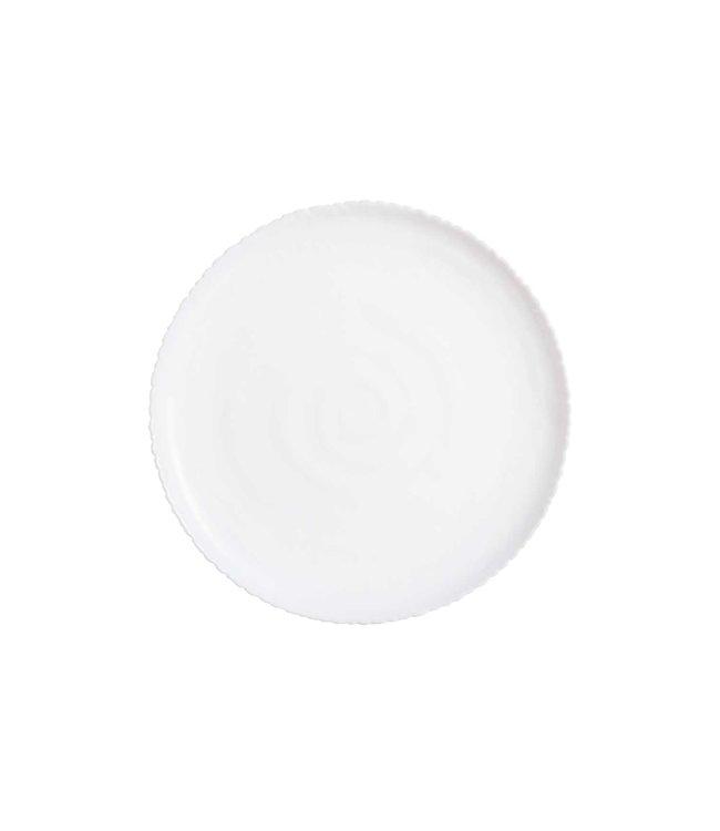 Luminarc Ammonite - Dinerbord - D26cm - Opaal -(set van 6)