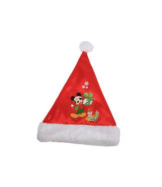 Goodmark Weihnachtsmutze Mickey Satin 39cmdisney (18er Set)