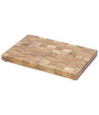 Cosy & Trendy Cutting board - 30x20xh2.5cm - Acacia wood.