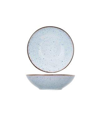 Cosy & Trendy Tessa-Blue - Tiefe Platte - T18xh5,5cm - Keramik - (6er-Set)