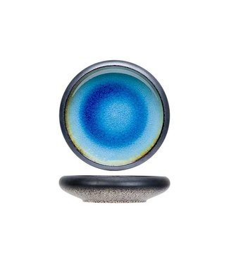 Cosy & Trendy Fervido Blue Servies Diepe Borden - D20,3xh5cm (set van 6)