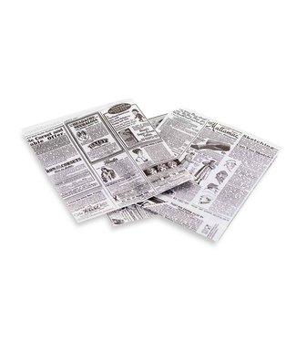 Brandless Times Hambergerpocket Paper S100013x14cm