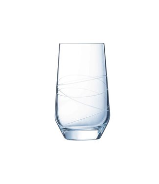 Eclat Abstraction Tumbler 40cl Set4