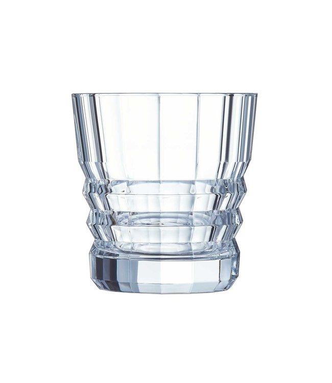 Cristal D'arques Architecte Tumbler Horeca  32cl (set van 6)