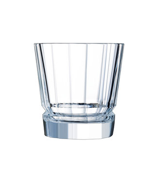Cristal D'arques Macassar - whiskey glasses - 32cl - (set of 6)
