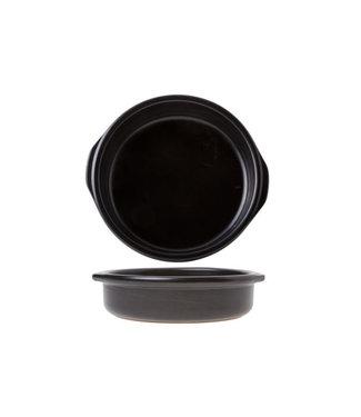 Regas Creme Brulee Zwart D17xh3cm (set van 20)