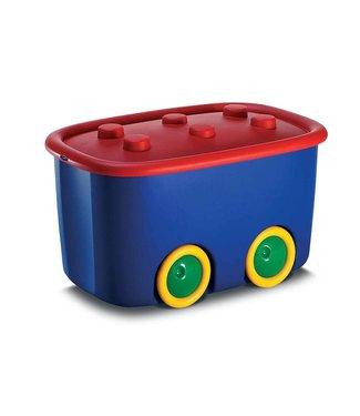 Kis Funny Box - Opbergbox - L - 58x39xh32cm - (set van 3)