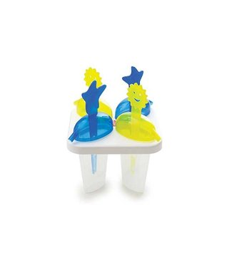 Snips Mister Ice Lolly-1x4 Ice Lolly Ass Col.12.5x12.5x16cm (set of 3)