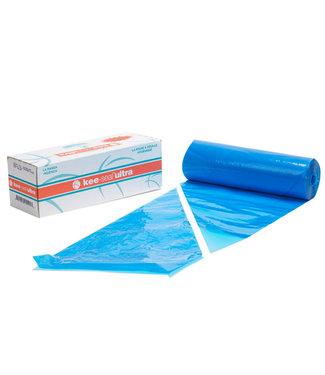 Keeplastics Spuitzakken Antislip 450x230mm Blauw 72stuks