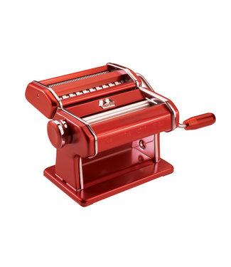 Marcato Atlas Wellness Machine Pasta Red 150mm12 Types Pasta