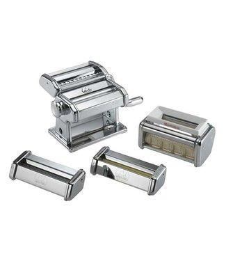 Marcato Multipast - Pasta machine - (6 Types of Pasta) - 32x21.5x21.5cm