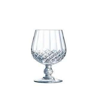 Eclat Longchamp - Cognacglas - 32cl - (Set van 6)