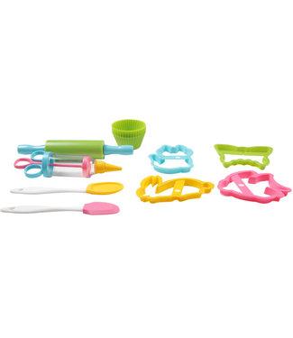 Cosy & Trendy For Kids Kinder Backset - Mehrfarbig - Kunststoff.