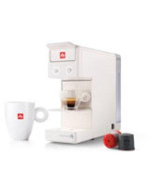 Illy Y3.2 Koffiemachine Wit 10x29.5x26.4cm0.75l Waterreservoir - Abs