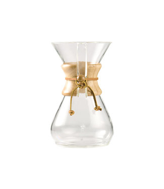Chemex Chemex Classic Coffee Maker 8cupto Use W. Filter Fs-100 Or Fc-100