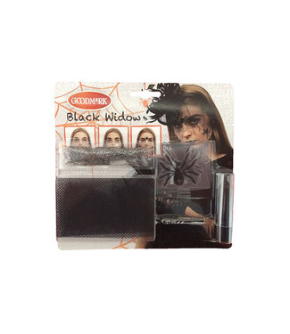 Goodmark Halloween Black Widow Kit