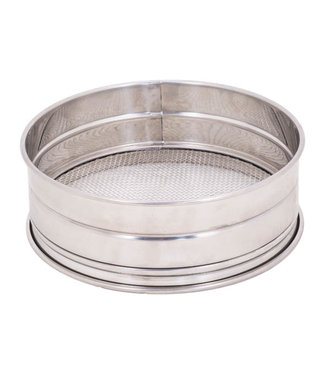 Paderno Bread Sieve Stainless Steal D22cm H8cm