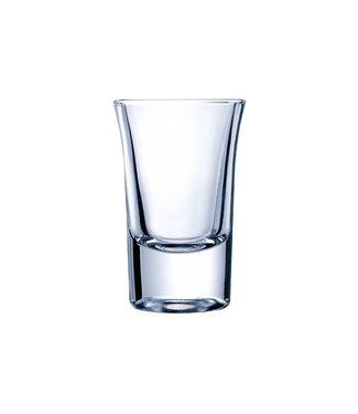 Arcoroc Hot Shot - Shotglas - 3,4cl - (Set van 6)