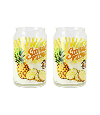 Cerve Fun In The Sun - Can - 45cl - Ananas - (set van 2)