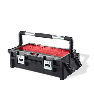Keter Cantilever Organiser Duo M Black-red57.2x30.7x16.7cm