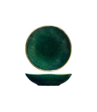 Cosy & Trendy Otylia Grun Suppenteller - Keramik - D20,5xh5,8cm (6er Set)