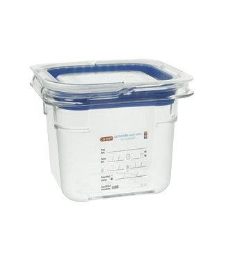 Araven Foodbox M.airtight Deksel Gn1-6 Transparant 2,15l 150mm