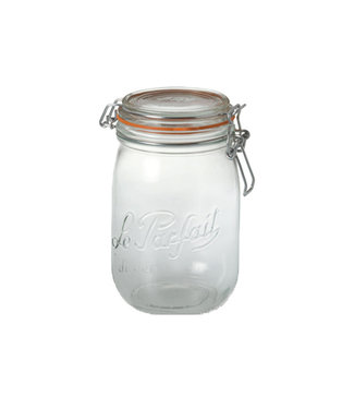 Le Parfait Super Preserving Jar 0,75l D85mm Set6