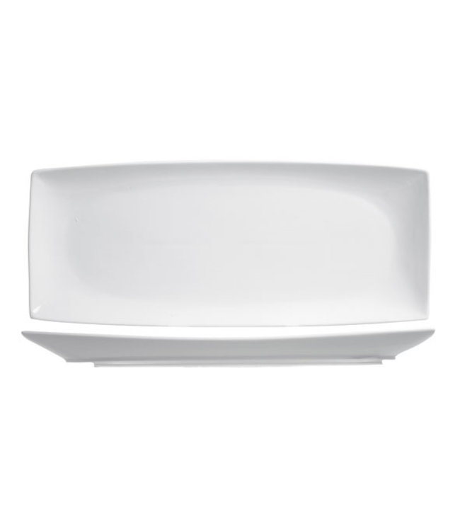Cosy & Trendy Avantgarde Plat Bord Porselein - 30,5x13cm (set van 6)