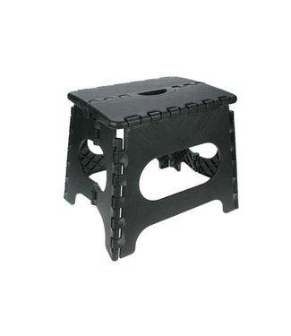 Cosy & Trendy Opstapje - Zwart - Plooibaar - Capaciteit: 150kg