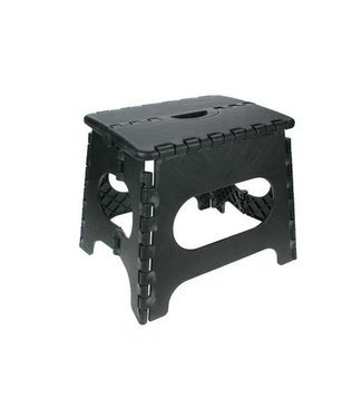 Cosy & Trendy Step - Black - Foldable - Capacity: 150kg