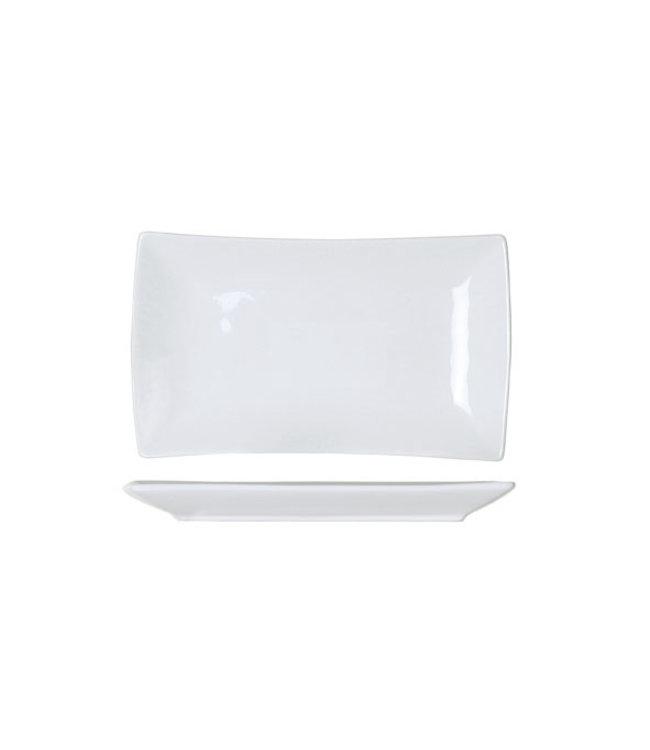 Cosy & Trendy Avantgarde - Aperoschaal - 7x14,5xh2cm - Porselein - (set van 12)