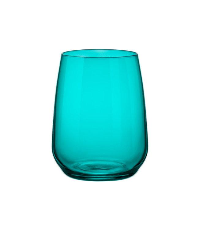 Bormioli Aqua Sky Blue 43 Cl Set 6