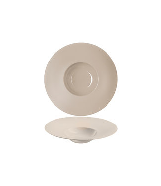 Chef & Sommelier Fs Special Trade Savor Taupe Plate 31 Cm